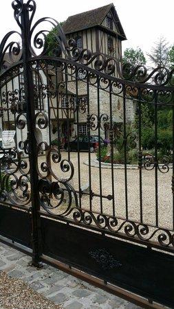 Moulin des Chennevieres : Geweldige binnenkomst