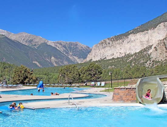 Mount princeton hot springs resort updated 2018 prices for Pool show near me