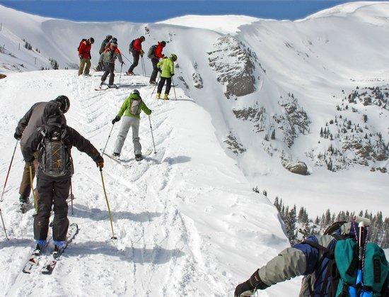 Mount Princeton Hot Springs Resort : Skiing Nearby