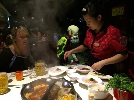 Haidilao Hot Pot Cheng (Jiefang Road): Hot pot Xi'an