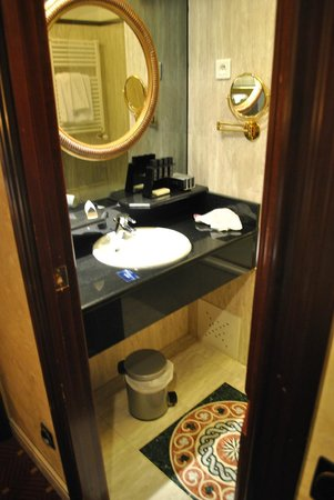 Meliá Royal Alma : Banheiro