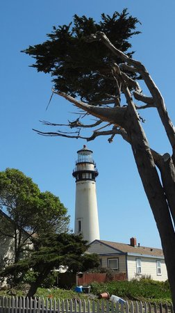 Fairfield Inn & Suites Santa Cruz - Capitola: Pidgeon Point Lighthouse