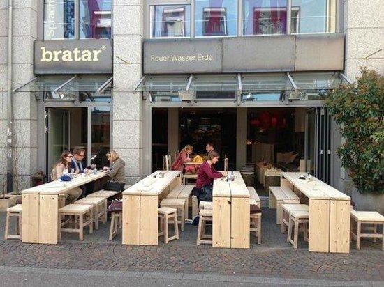 bratar karlsruhe recenze restaurace tripadvisor