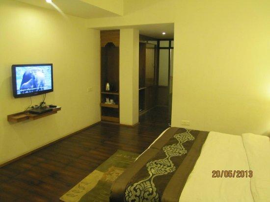 LA Ttakshang Residency Hotel & Spa : Room
