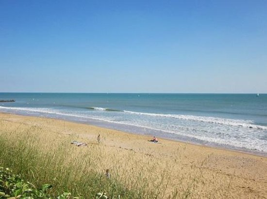 Camping L'Oceano d'Or: Nearest beach to campsite