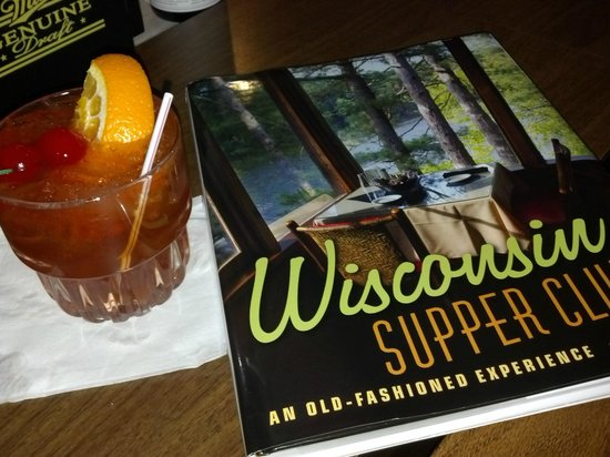 Country Heights Supper Club and Motel: Wisconsin Supper Clubs by Ron Faiola - Wisconsin Heights Supper Club - Hazel Green WI
