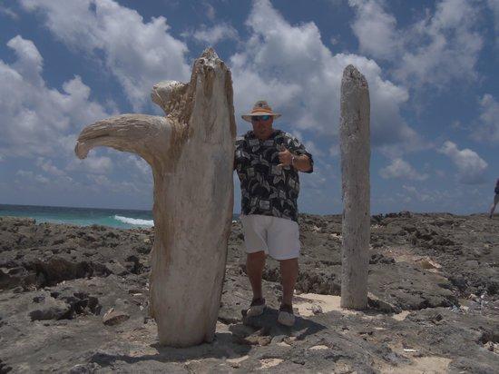 Tours Plaza - Day Tours: Stan Da Man on Eastside of Cozumel  Thanks LEO