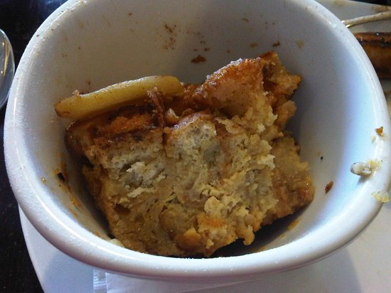 The Joint Cafe: The inside of my Baked French Toast