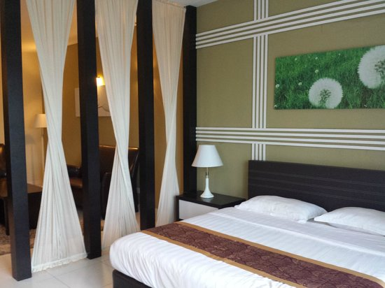 Bayu Marina Resort: Room 1