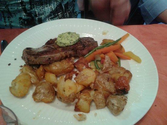 Restaurant Au Zoll : Viande