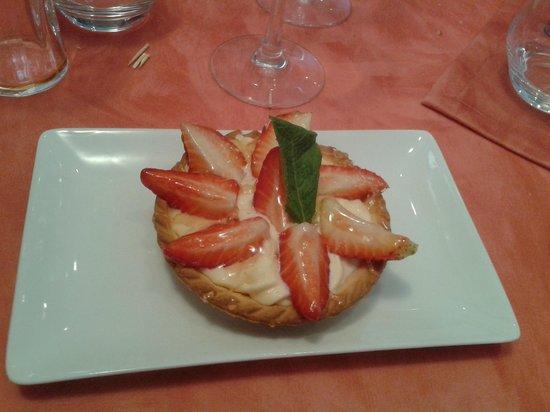 Restaurant Au Zoll : Dessert