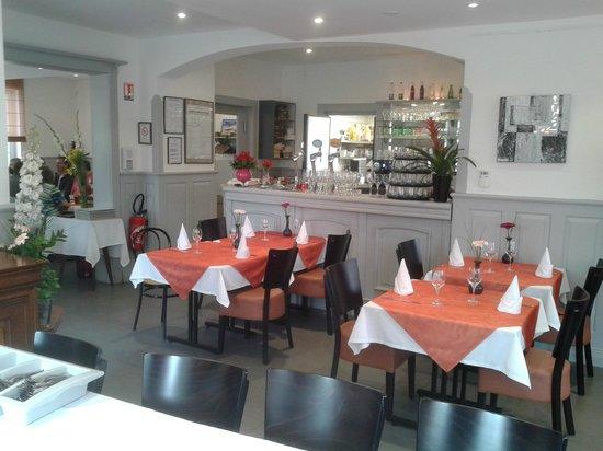 Restaurant Au Zoll : Salle
