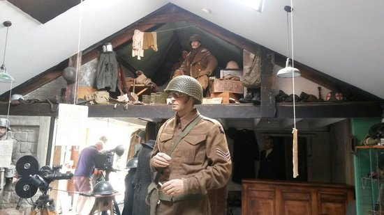 Tin Shed Experience : Battle of Bulge