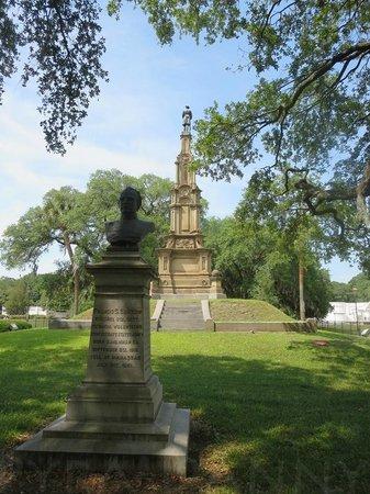 Parc Forsyth : A bit of old Savannah still present