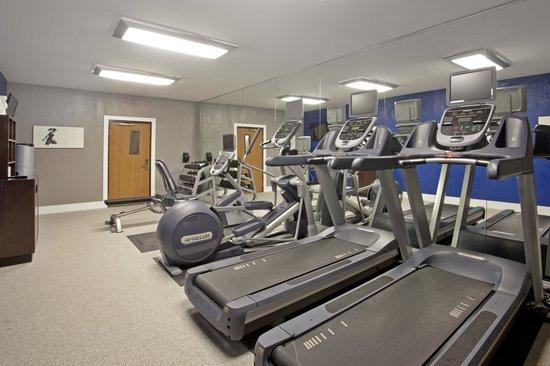 Holiday Inn Express Minneapolis-Minnetonka: Fitness Center
