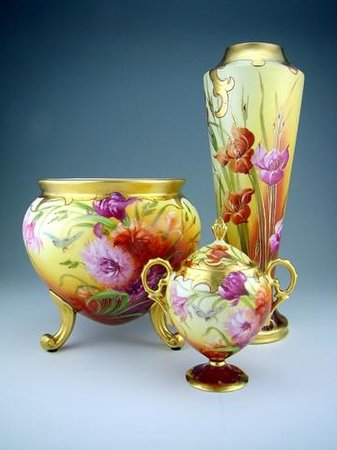 Rock County Historical Society : The largest Pickard China exhibit in the U.S. is at Helen Jeffris Wood