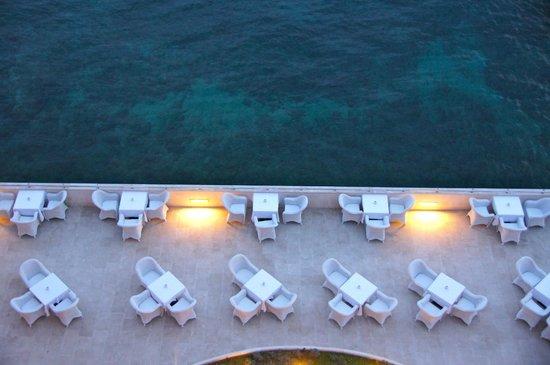Hotel Excelsior Dubrovnik: Área externa