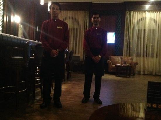 Indana Palace Jodhpur: i Bar @ Indana