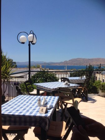 Anixis Restaurant & Pool Bar : Great people and great food see you soon : )