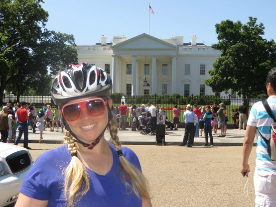 The Mayflower Hotel, Autograph Collection: Rode our bikes from the Hotel...all over DC...