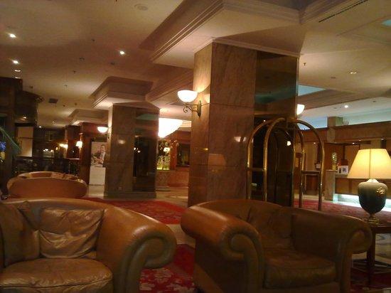The Westin Zagreb: Lobby
