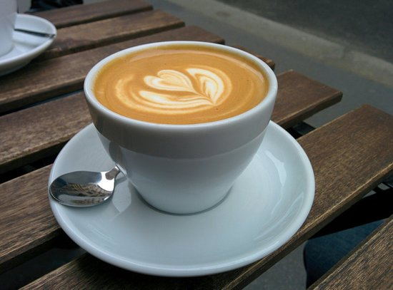 Espresso Embassy: Flat white