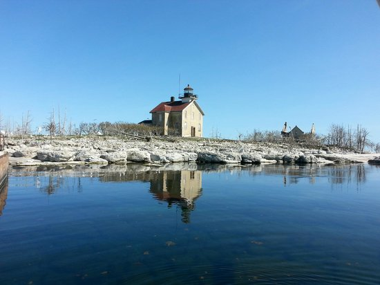 Door County Lighthouse Boat Tours