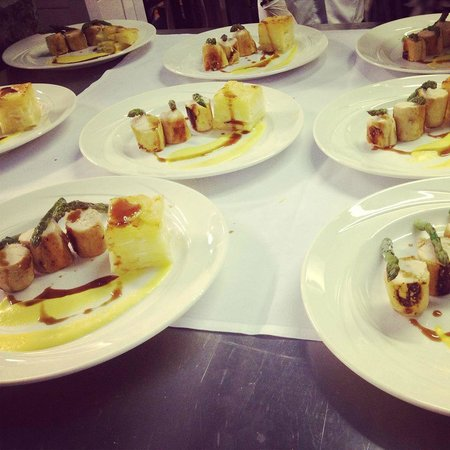 Wycliffe Hotel: Gourmet Evening