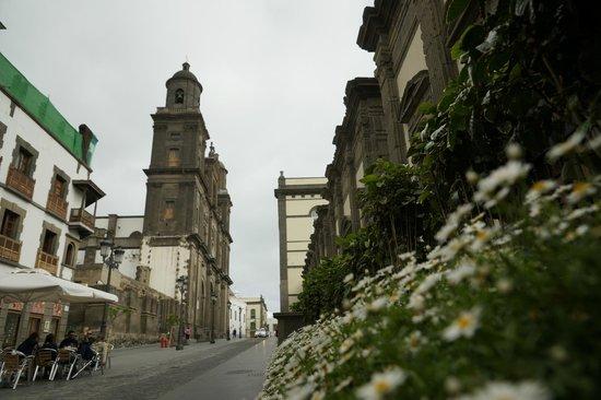 Vegueta: фото по пути