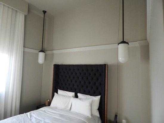 Hotel G San Francisco : Industrial chic decor