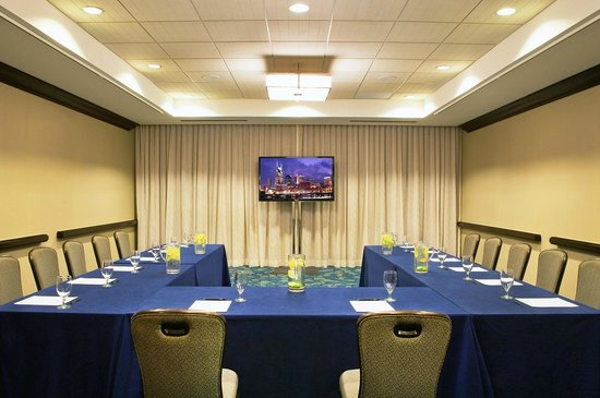 Hilton Nashville Downtown: Meeting Room