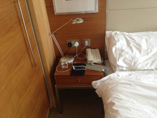 Park Plaza County Hall London: Bedside