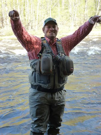 The Hungry Trout Resort : Matt of Hungry Trout Fly Fishing