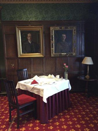 Bunchrew House Hotel: restaurant
