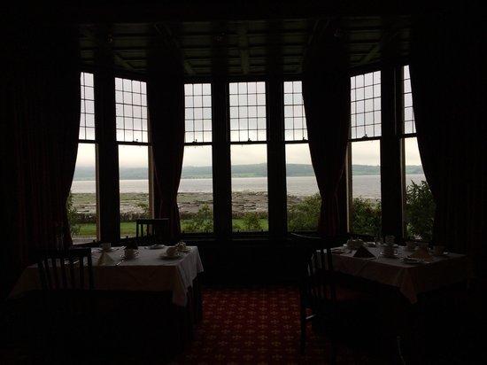 Bunchrew House Hotel : restaurant