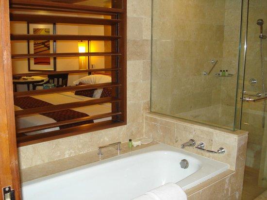 Grand Hyatt Bali: наш номер в отеле