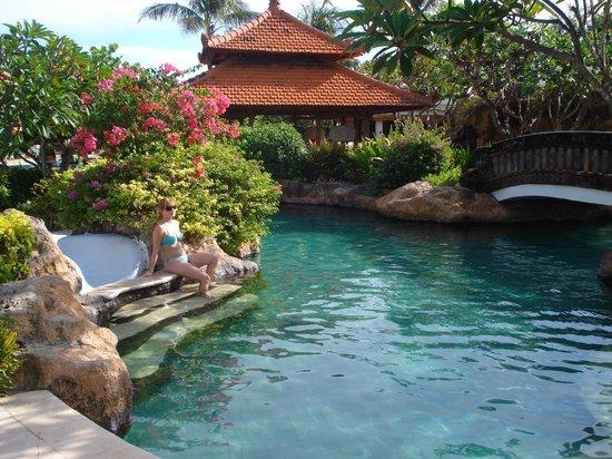 Grand Hyatt Bali: отель