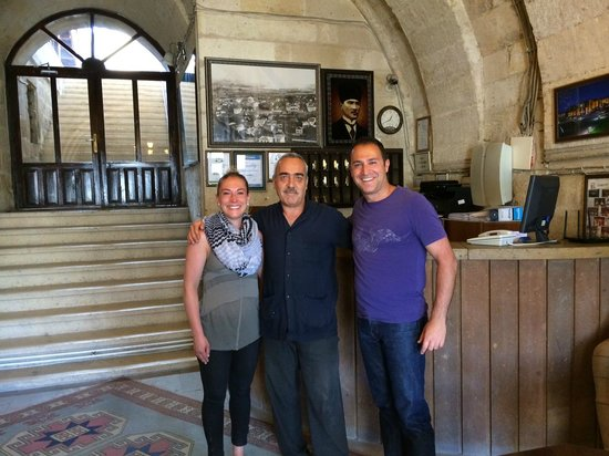 Cappadocia Palace: Our favorite cook