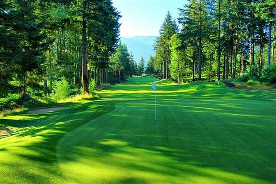 Skamania Lodge Golf Course