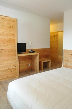 Hotel Arnica: camere