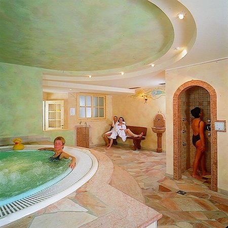 Hotel Arnica: wellness