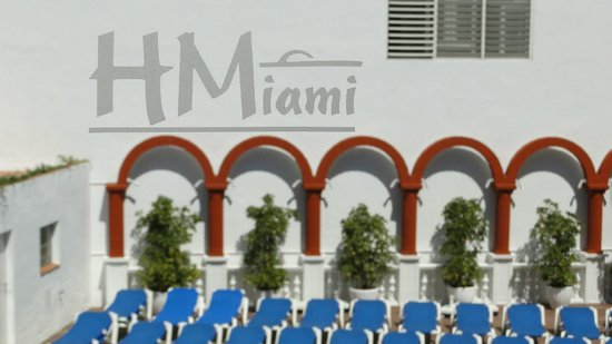 Miami Hotel: Arcos