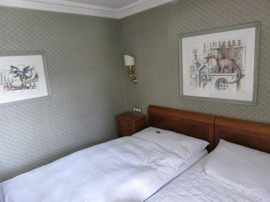 Hotel Drachenburg & Waaghaus: Zimmer 27