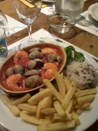 Bistrot à Thon : cassolette portion et belle portion!