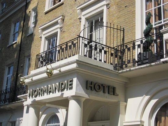 Normandie Hotel: Hotel Normandie