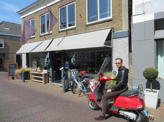 Holland Vespa Tours: Cheese road trip
