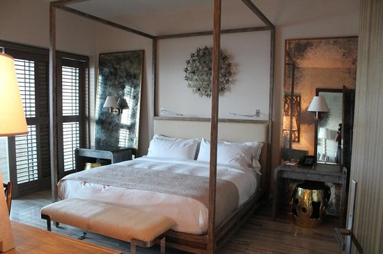 Four Seasons Resort and Residences Anguilla : bedroom