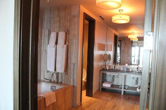Four Seasons Resort and Residences Anguilla : bathroom