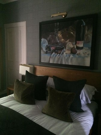 Hotel du Vin at One Devonshire Gardens: room