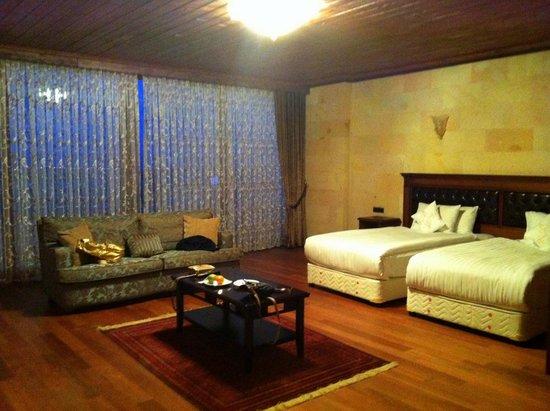 Cappadocia Cave Resort & Spa: quarto grande